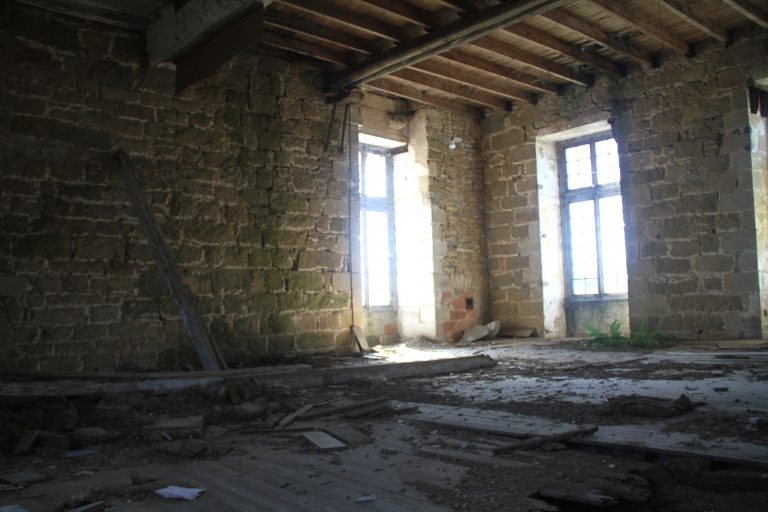 Pavillon central - 1er étage