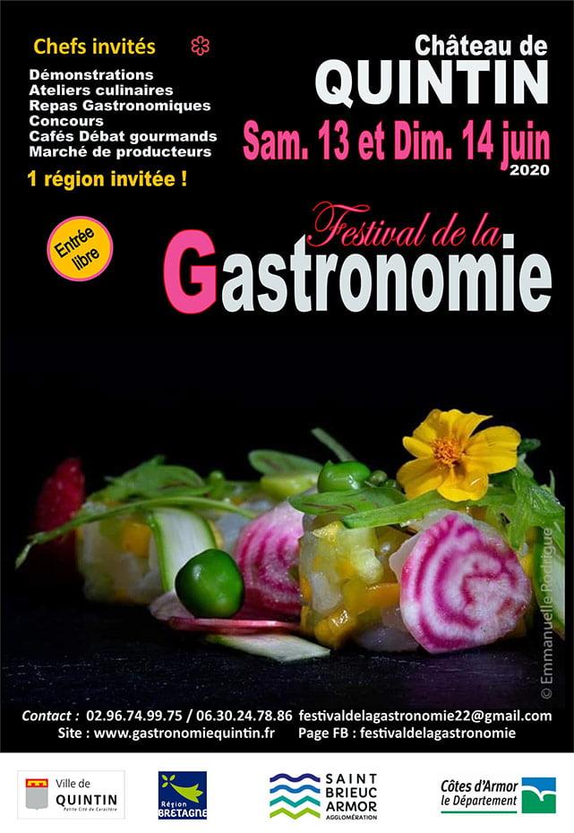 Festival de la gastronomie - Château de Quintin