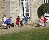 Anniversaires Château de Quintin