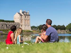 Nous soutenir Château de Quintin