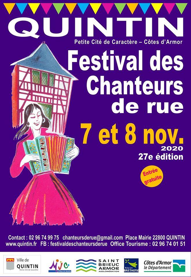 Festival des chanteurs de rue