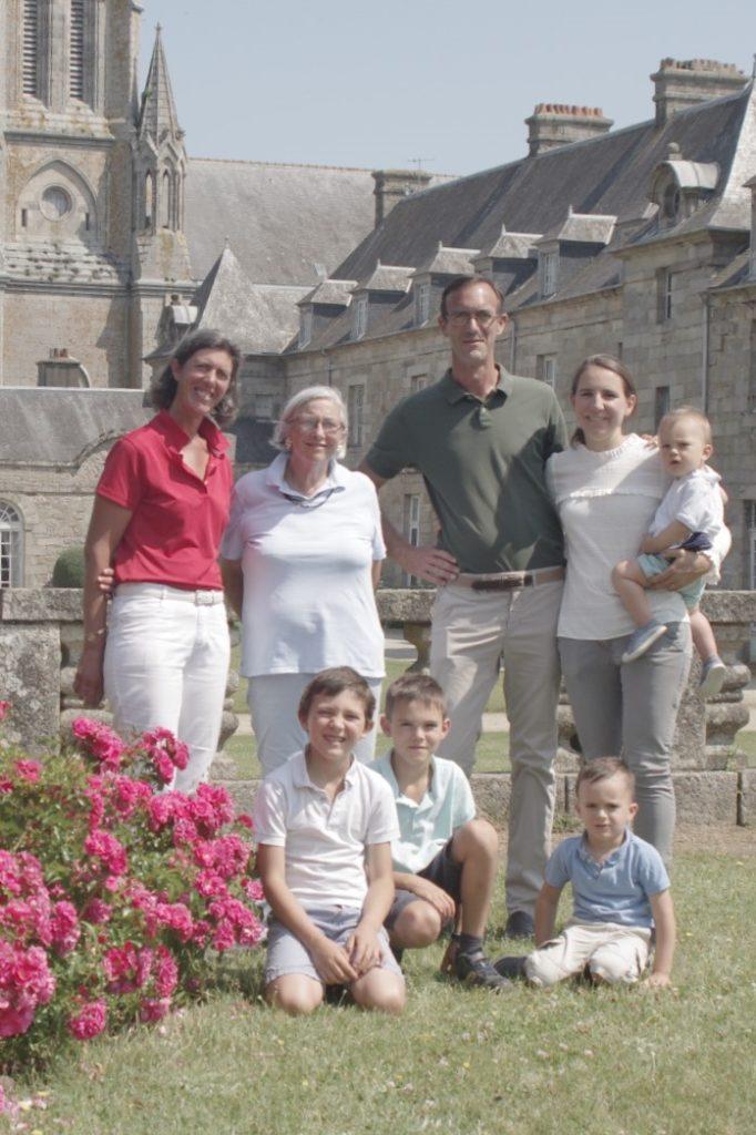 Famille de Bagneux