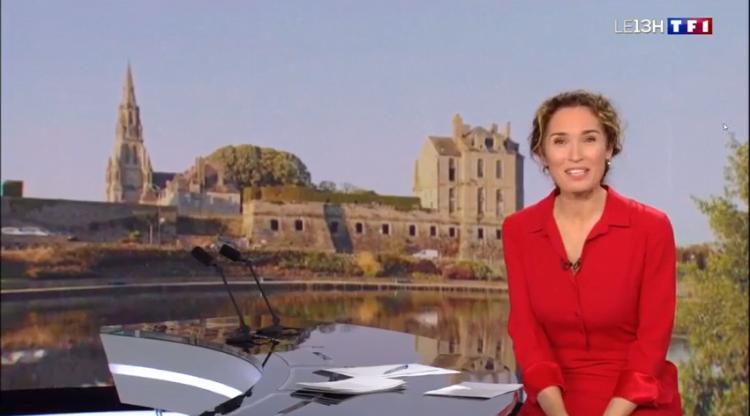 Anne-Sophie Lacarrau TF1